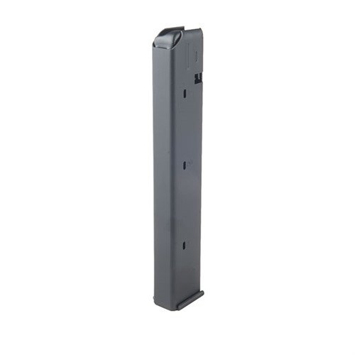 AR-15 Colt Style Magazine 9mm 32rd Steel Black