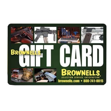 Brownells $10 Off Gift Card