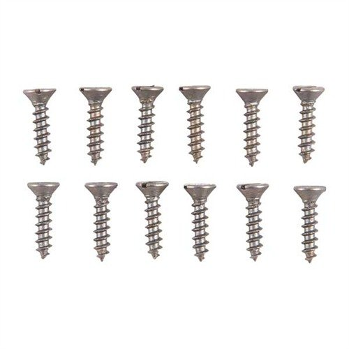 "2 x 3/8"" Wood Screws, refill pak"