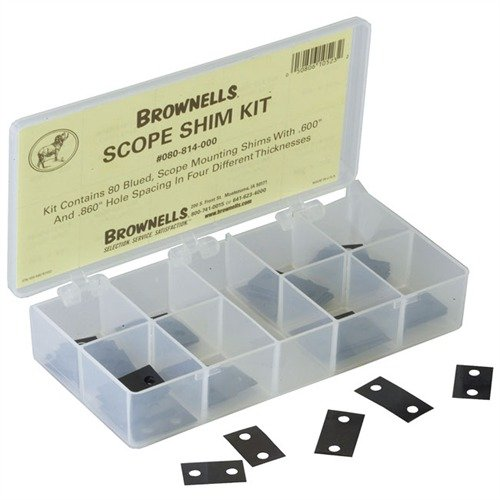 Scope Shim Kit