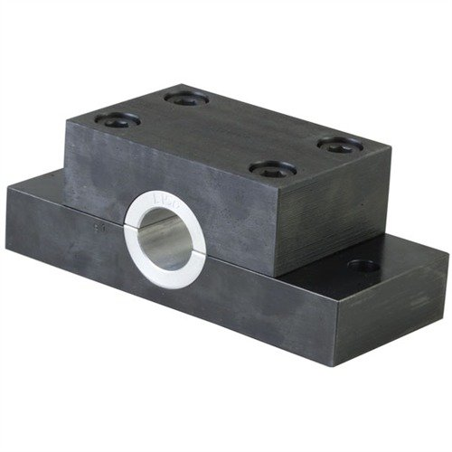Steel Barrel Vise Set