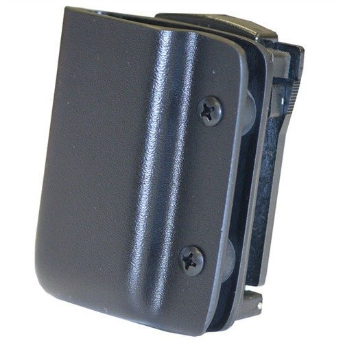 Single Mag Pouch-1911 Standard-Black-RH-Tek Lok