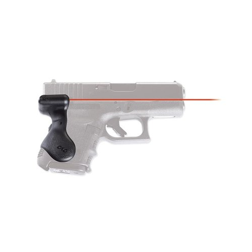 Glock® Gen3 Subcompact Red Lasergrips