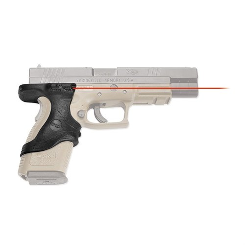 Springfield XD9/XD40 Red Lasergrips