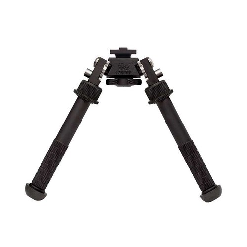 V8 Bipod NO MOUNT Matte Black