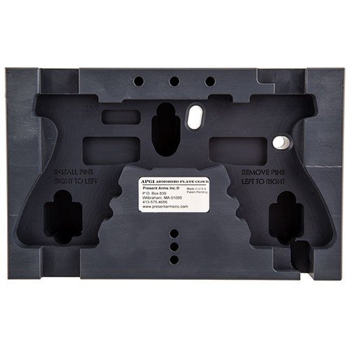 Armorer's Plate for Glock