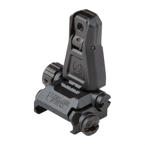 AR-15 Flip-Up MBUS Pro Magpul Back-Up Rear Sight Black