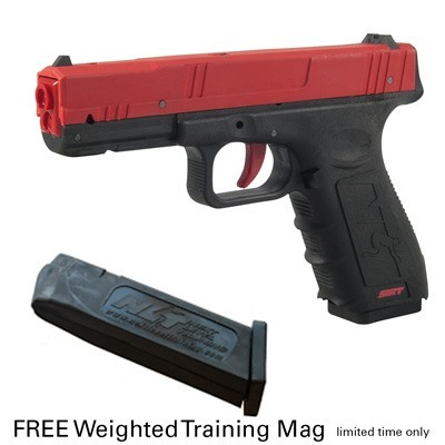 SIRT Training Pistol Red Slide w/Magazine
