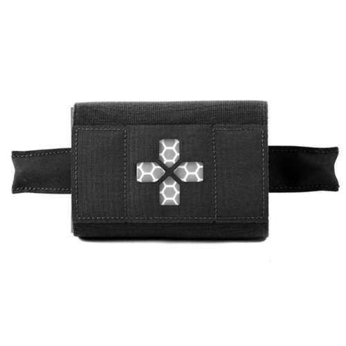 Micro Trauma Kit Now! Pouch Belt Mount Black