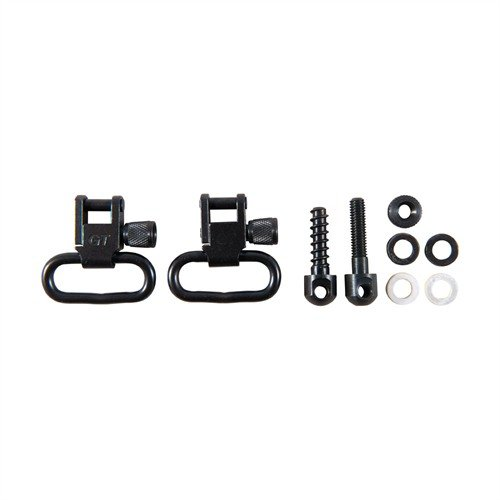 "1"", Kit incl Swivels w/mach screw frt stud,wood scrw rr stud"