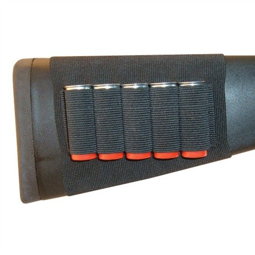 GTAC82 Buttstock Cartridge Shell Holder, Open