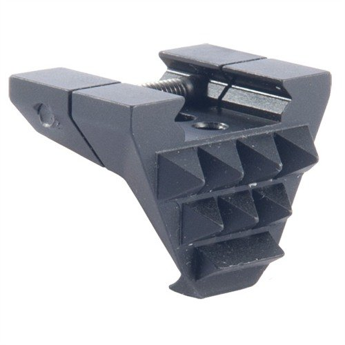 Picatinny K9 Barricade Support 7.62 Aluminum Black