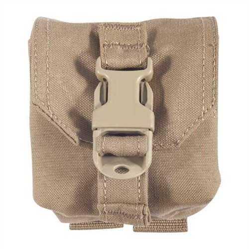 Single Grenade Pouch, Coyote