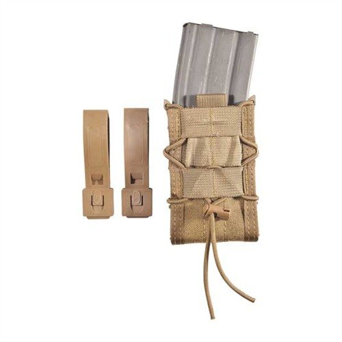 Modular Single Rifle Mag Pouch Coyote