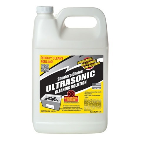 Ultrasonic Cleaning Solution