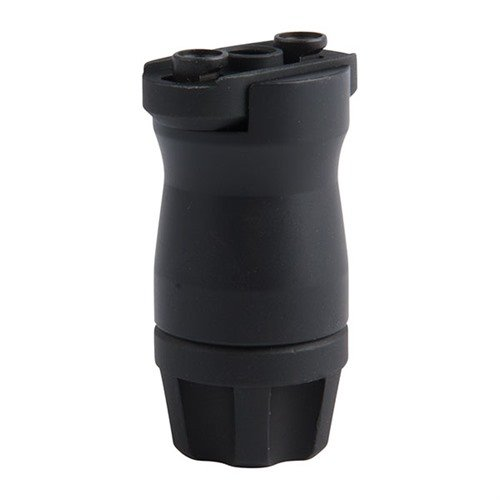Keymod Short Vertical Grip Aluminum Black