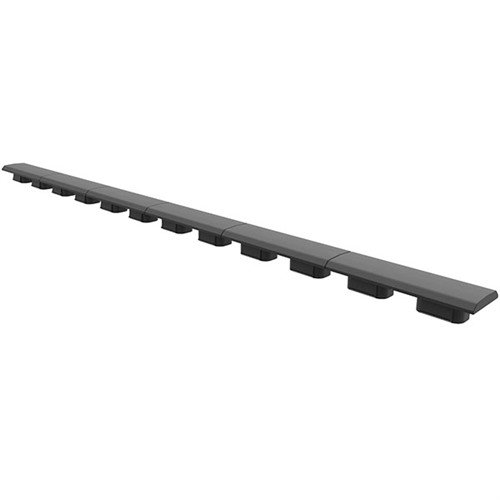 Rail Cover Type 1 M-LOK Polymer Gray 9.5""