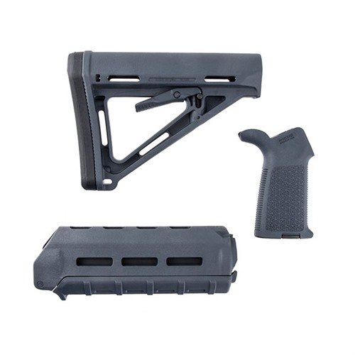 MOE Furniture Set M-LOK Carbine Gray