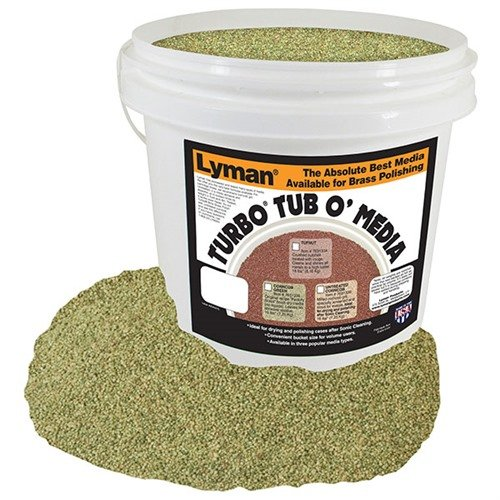Treated Corncob 16 lb. Tub O' Media