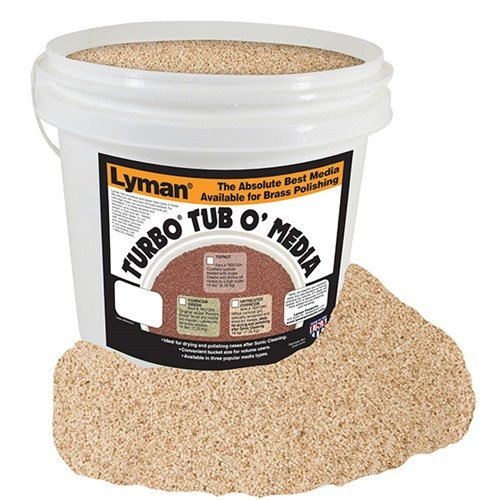 Untreated Corncob 16 lb. Tub O' Media