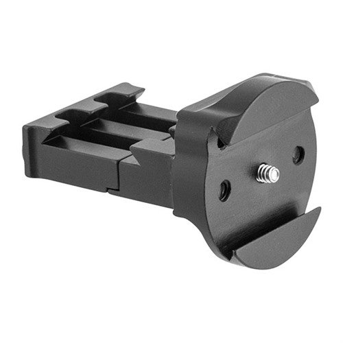 Slot-Lock Picatinny Rail Accessory Mount
