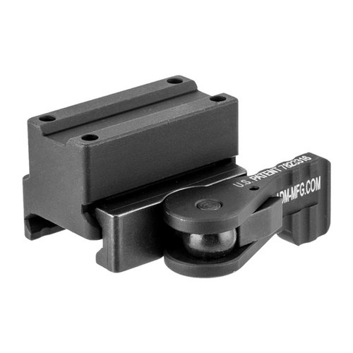 MRO True Co-witness, Tactical Lever, Black