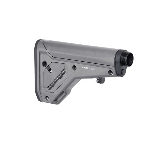 AR-15 UBR 2.0 Collapsible Stock Collapsible A5 Length Gray
