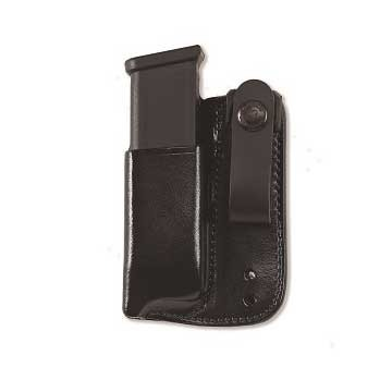 Inside Waistband Mag Carrier .40 Staggered Polymer Mag-Blk