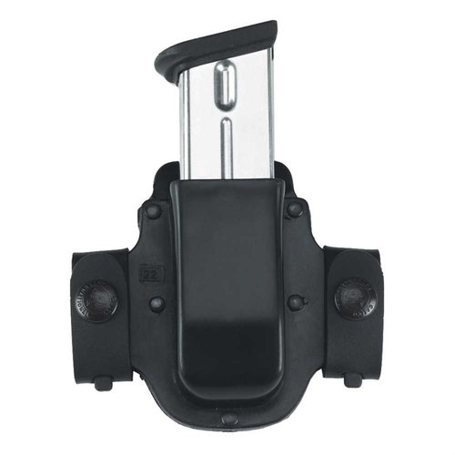 M15X Single Mag Carrier .40 Staggered Polymer Mag-Black