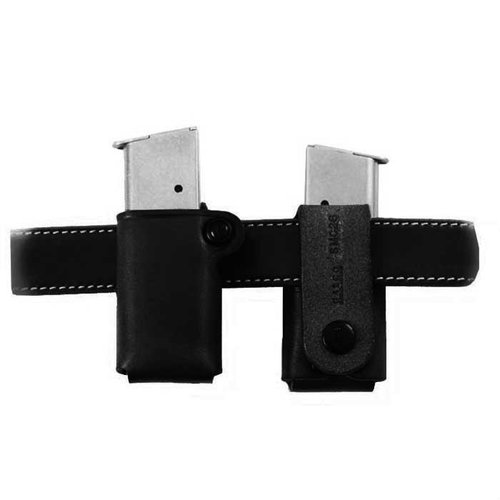 Single Mag Carrier .40 Staggered Polymer Mag-Black