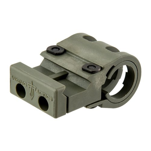Viking Tactics Light Mount-Green Olive
