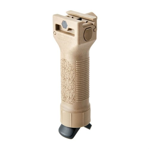 V2 Grip Pod with Aluminum Legs-Tan