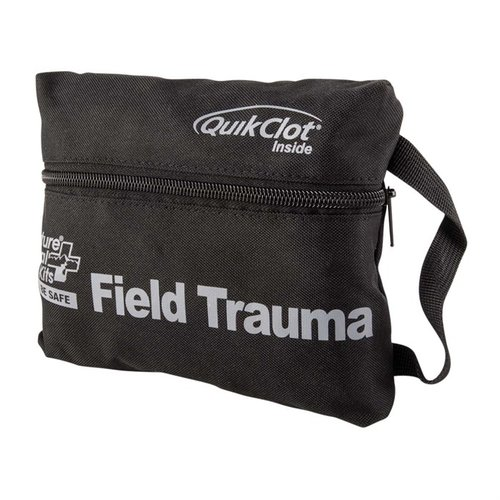 Tactical Field Trauma Kit with QuikClot