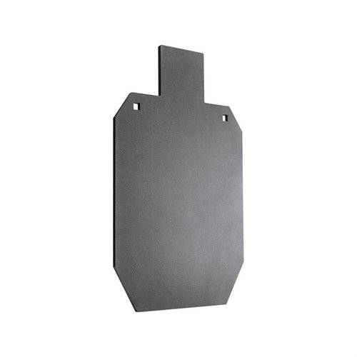 "66% IPSC Silhouette 3/8"" AR500 Target"
