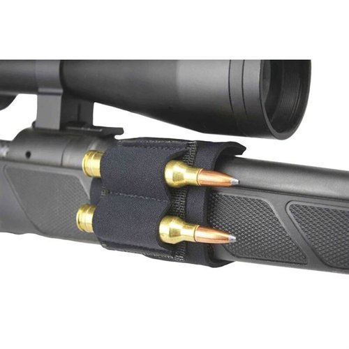 SideCart 2-Extra Round Holder Rifle Black