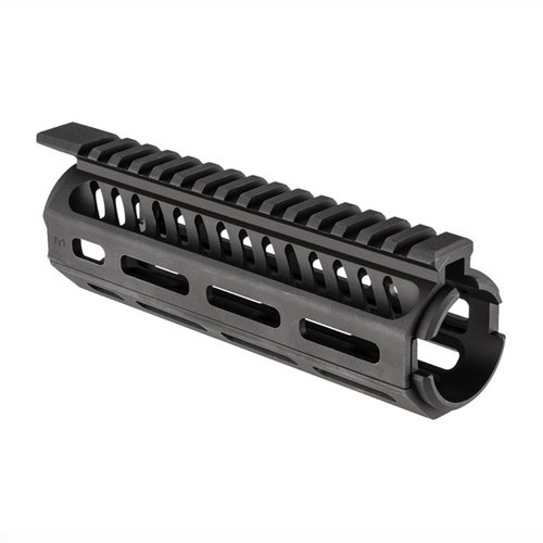 Tekko Handguard Carbine Drop In M-LOK Aluminum Black