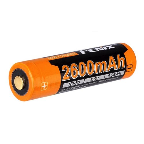 18650 (3.6V) 3500 mAH USB Rechargeable Li-ion Battery