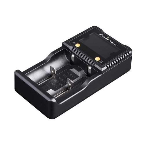 2-Bay Digital Charger Plus