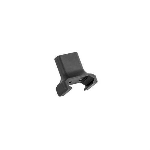 Picatinny Finger Stop Aluminum Black