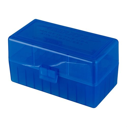 Blue 223 Family 50 Round Ammo Box