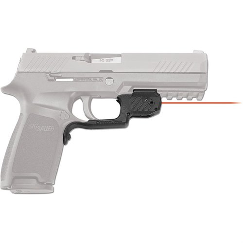 Sig Sauer P320 Laserguard Red