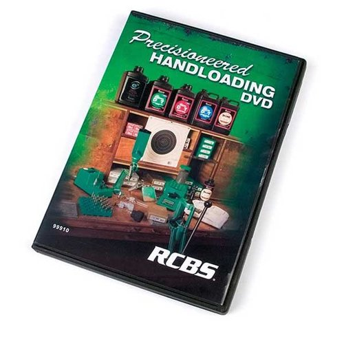 Precisioneered Handloading DVD