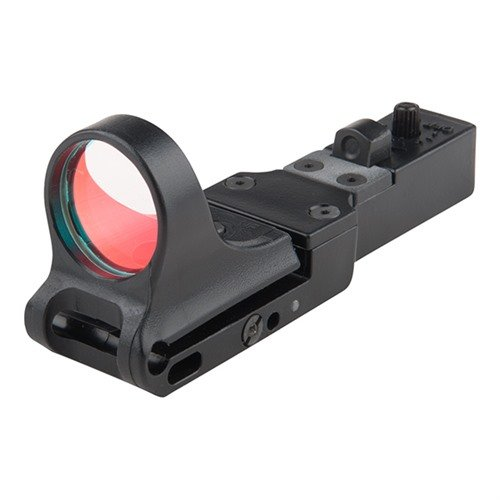 SlideRide Polymer Red Dot Sight 6MOA Standard Switch Black