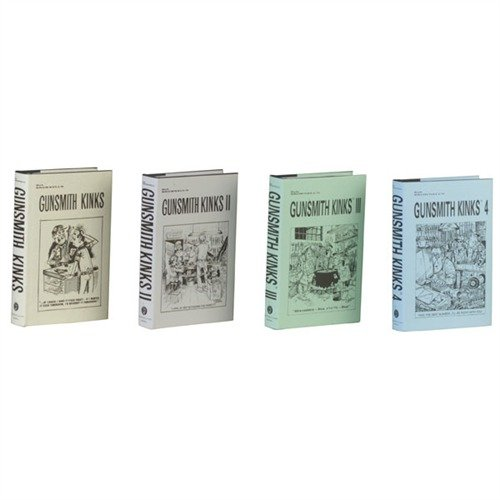 Gunsmith Kinks 4 Volume Set