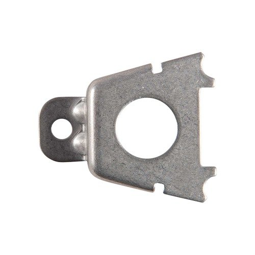 Shoulder Plate Pin Steel Silver