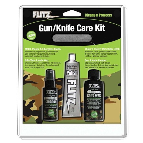 Gun & Knife Care Kit