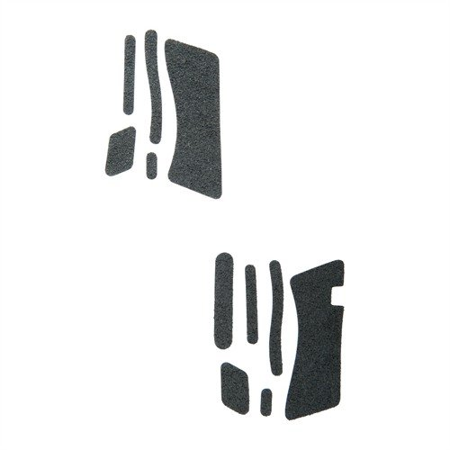 Rubber Decal Grip fits Std Frame Glock® 17/18/22/24/31/34/35