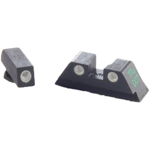 Sight Set (fixed green/green) Glock® 10mm & .45 cal