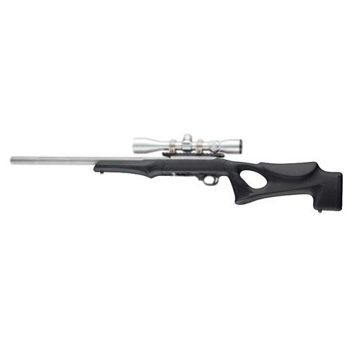 Ruger 10/22 .920 Barrel Stock Thumbhole Rubber BLK