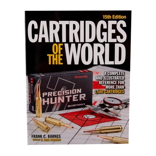 Cartridges of the World 15th Edition